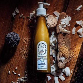 Ulei natural pentru bronzare 100% natural, 85 ml - Tuli a Tuli
