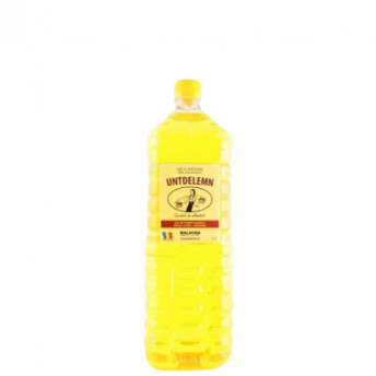Ulei de Floarea Soarelui, presat la Rece, 1 L