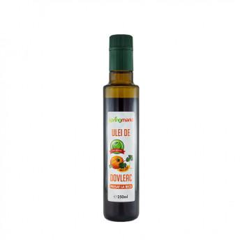 Ulei de Dovleac (presat la rece) 250ml, uz alimentar