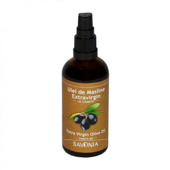 Ulei de Masline Extravirgin, Uz Cosmetic, Savonia, 100 ml
