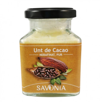 Unt de Cacao Nerafinat, 200 ml
