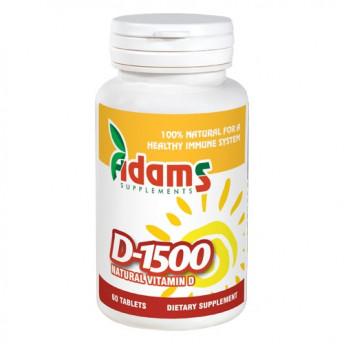 Vitamina D-1500 60 tablete