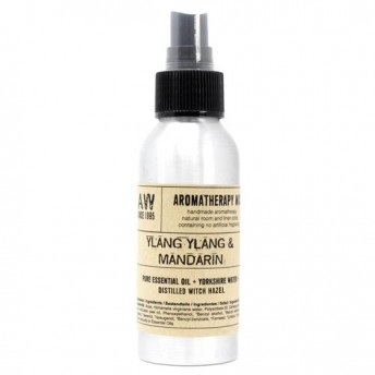 Odorizant natural de camera cu ulei esential pur de Ylang Ylang si Mandarin, 100 ml, Ancient Wisdom