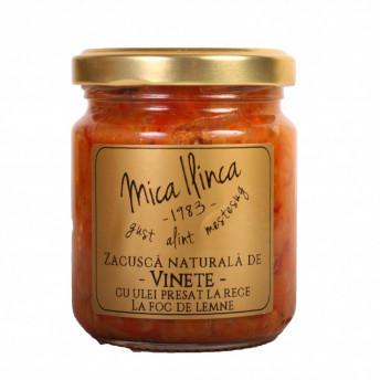 Zacusca de Vinete 200 g - Mica Ilinca