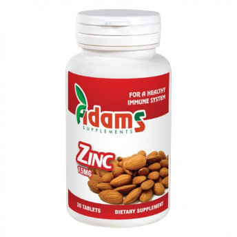 Zinc 15 mg 30 tablete