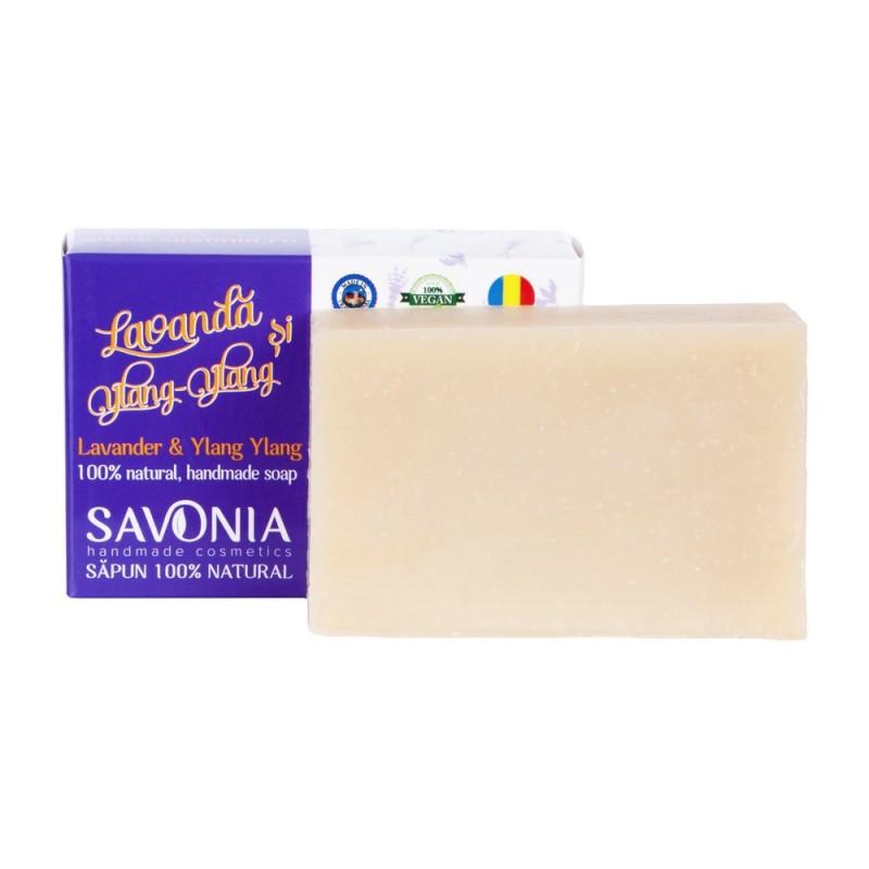 Sapun Natural de Lavanda - Savonia