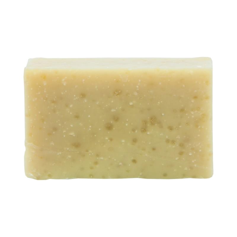 Sampon Solid Natural Pelin si Ricin Vrac 500 g Savonia