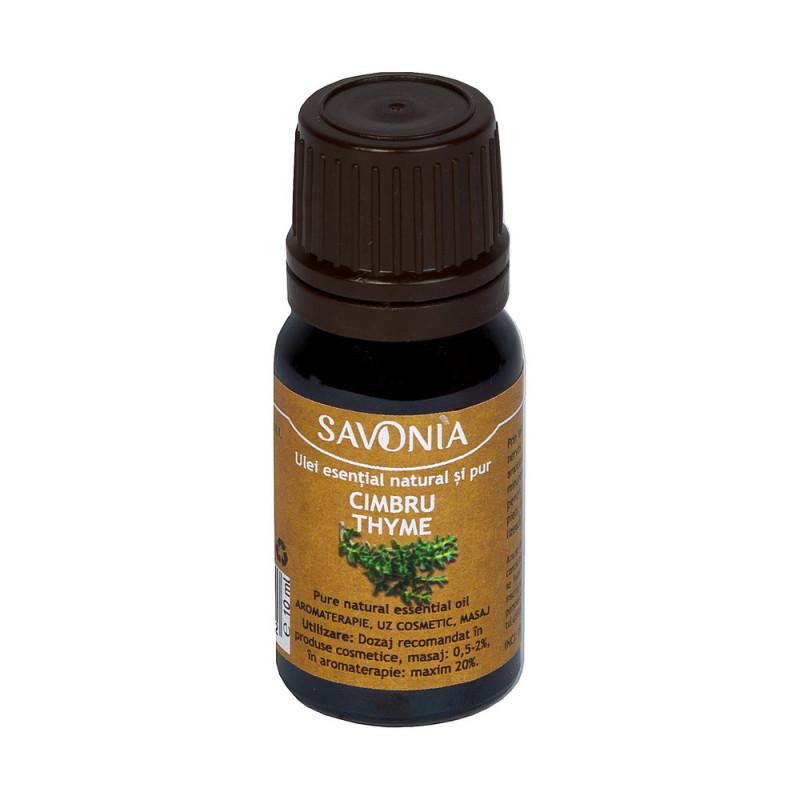 Cimbru - Ulei Esential Natural si Pur - Savonia