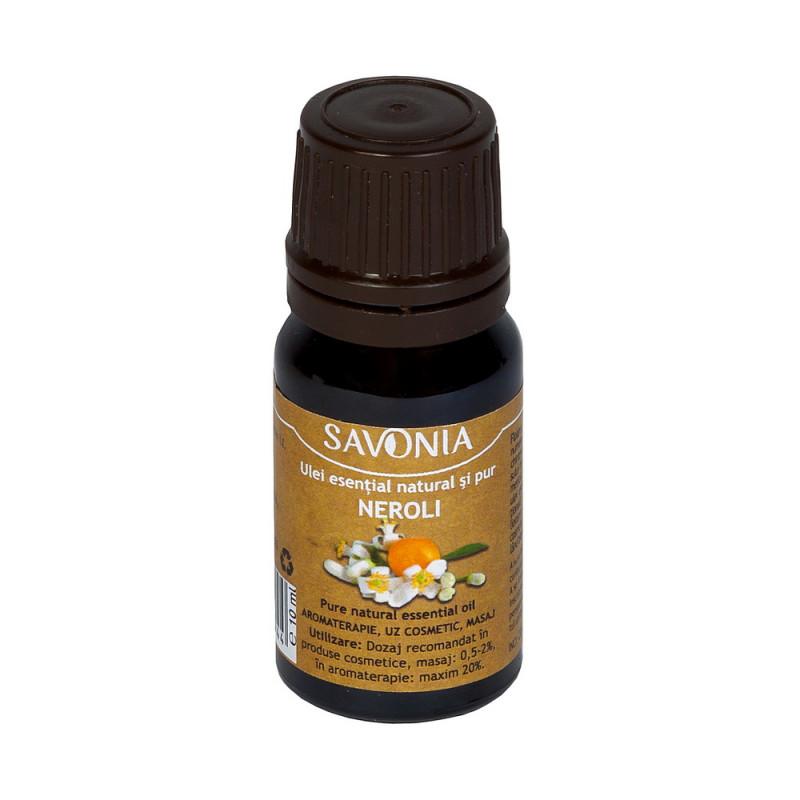 Neroli - Ulei Esential natural Savonia