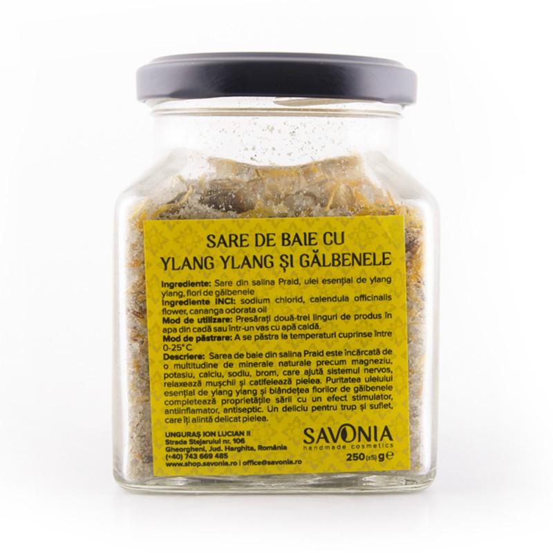 Sare de Baie cu Ylang Ylang
