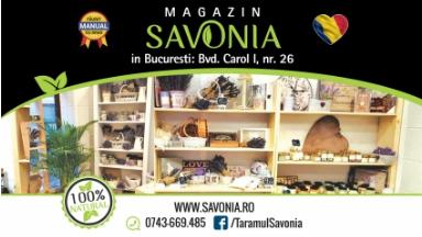 Sapun Natural Savonia - Handmade